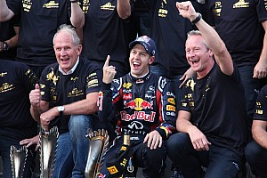 Formula 1 Teams' title worth millions to Red Bull