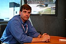 Tavo Hellmund congratulates promoters Grand Prix of America at Port Imperial