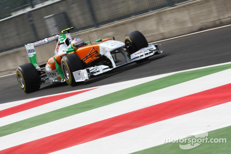 Force India's Vijay Mallya proud to be part of inaugural Indian GP