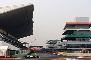 Formula 1 Sauber Indian GP qualifying report