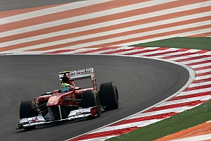 Formula 1 Ferrari Indian GP qualifying report