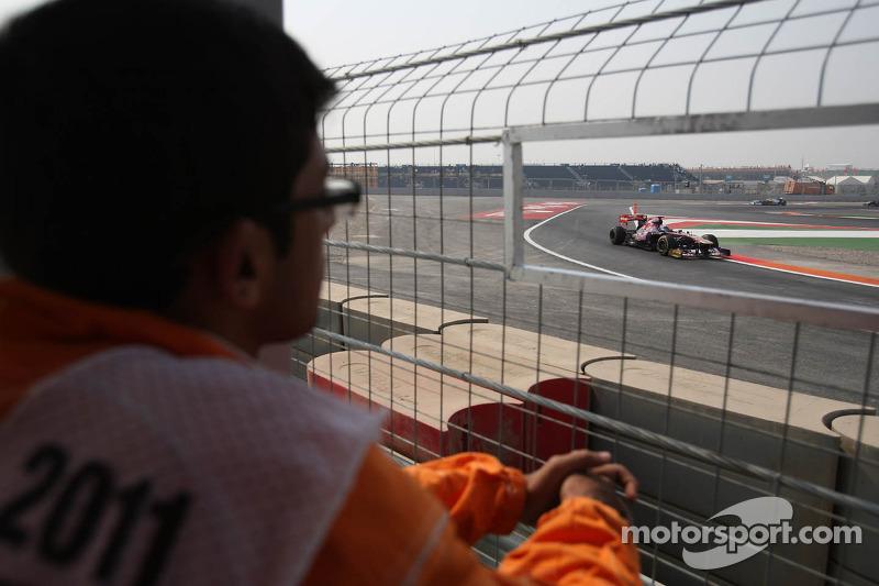 Toro Rosso Indian GP race report