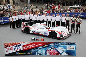 Le Mans Greaves Motorsport in 2012