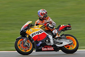 MotoGP Bridgestone Valencia GP Friday report