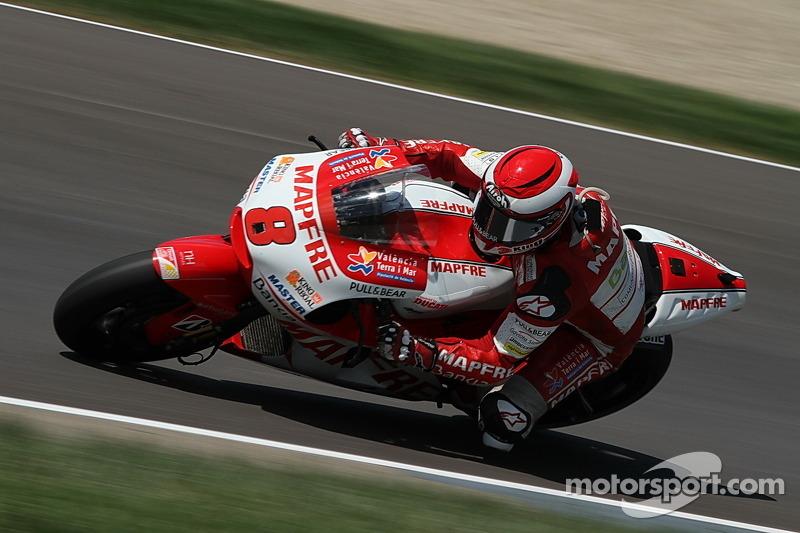 Aspar Valencia GP qualifying report