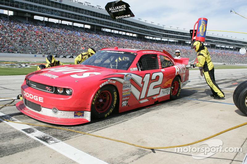 Sam Hornish Jr. Texas II race report