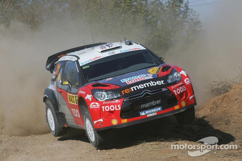 Petter Solberg looks for strong Wales Rally GB finiah