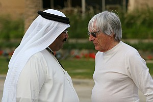 Formula 1 Officials coy amid ongoing Bahrain axe rumours