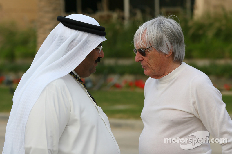 Officials coy amid ongoing Bahrain axe rumours