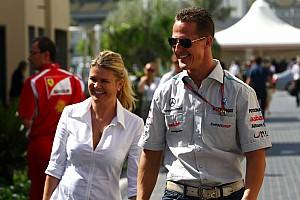 Formula 1 Schumacher not in future talks with Mercedes yet