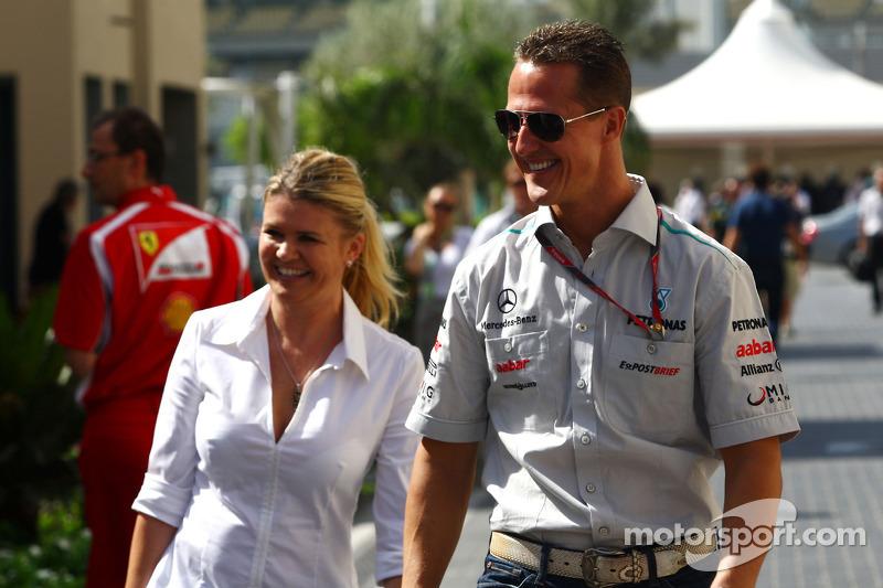 Schumacher not in future talks with Mercedes yet