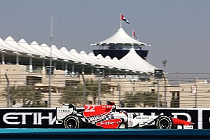 Formula 1 HRT Abu Dhabi GP qualifying report