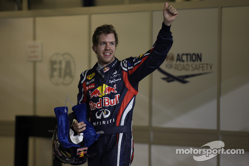 Rare praise from Webber as Vettel matches pole record