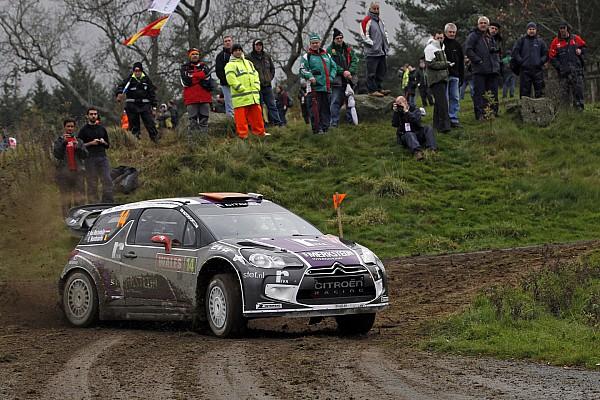 Van Merksteijn Motorsport Wales Rally GB leg 3 summary