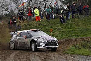 WRC Van Merksteijn Motorsport Wales Rally GB leg 3 summary