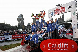 WRC Wales Rally GB post-event press conference