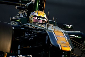 Formula 1 Luiz Razia to drive Lotus on Friday in Brazil
