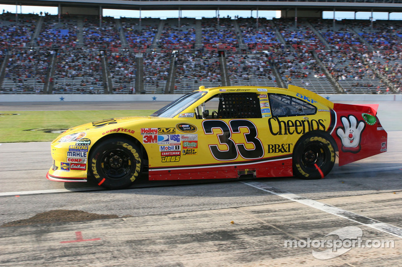 Richard Childress Racing Homestead race report