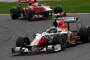 Formula 1 Liuzzi exit expensive for HRT - report