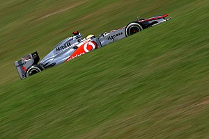 Formula 1 Pirelli Brazilian GP Friday practice report