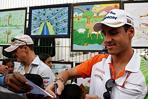 Formula 1 Sutil to secure Williams seat next week?