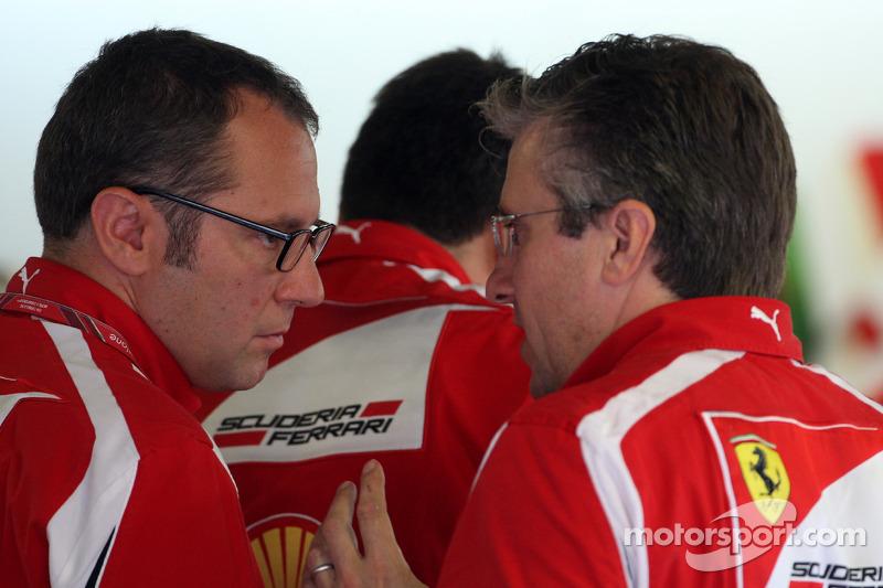 Ferrari Brazilian GP race report