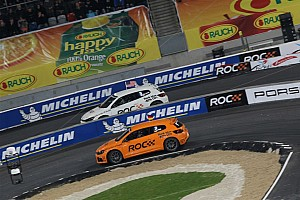 General Volkswagen brings Scirocco R-Cup to Race of Champions