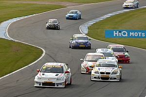 BTCC 2012 schedule finalized with Donington Park