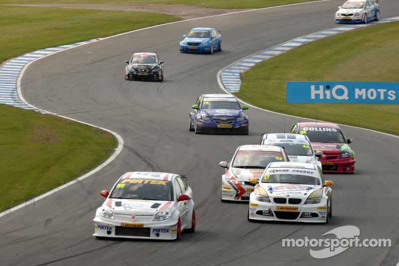 2012 schedule finalized with Donington Park