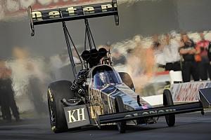NHRA Al-Anabi Racing Team signs  Khalid alBalooshi for 2012