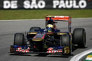 Formula 1 Alguersuari says Toro Rosso axe 'very surprising'