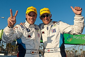 DTM Joey Hand takes a new BMW adventure