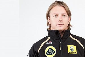 Formula 1 Raikkonen to start Formula One testing in January