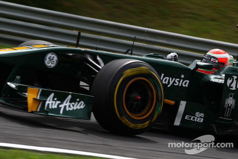 Pay-drivers 'not good enough' for Formula One - Trulli