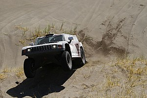 Dakar Series stage 2 report