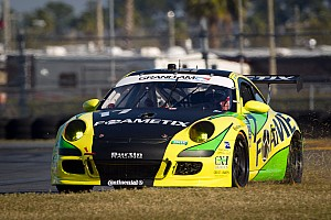 Grand-Am Burtin Racing Daytona January test notes, day 1