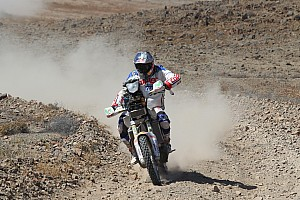 Dakar Aprilia Racing stage 7 report