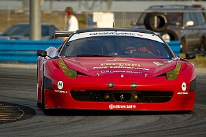 Grand-Am Risi Competizione has productive Daytona January test