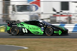 Grand-Am Extreme Speed Motorsport Daytona January test, day 3