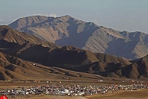 Dakar Series rest day report