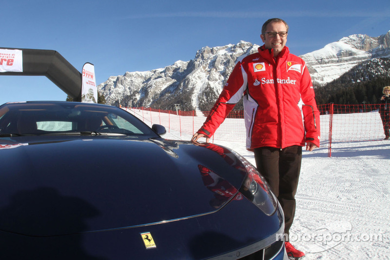 Ferrari rivals have 'easier' 2012 task - Domenicali