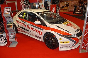 BTCC Series stars and cars highlight the day at Autosport show