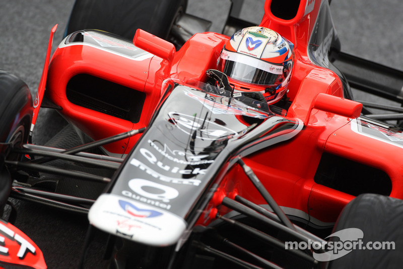 No Jerez debut for 2012 Marussia car