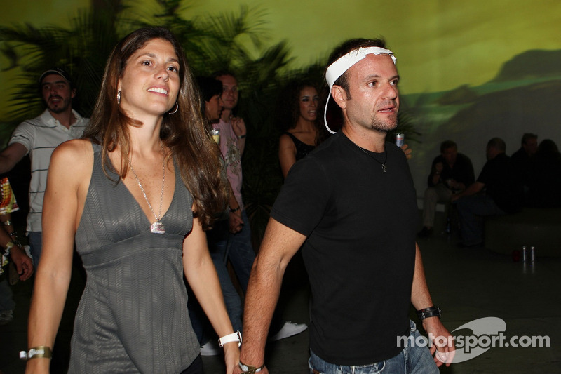 Barrichello quiet as longest career reaches end