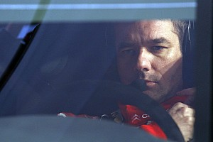 WRC Loeb and Elena storm into the early lead in Monte Carlo