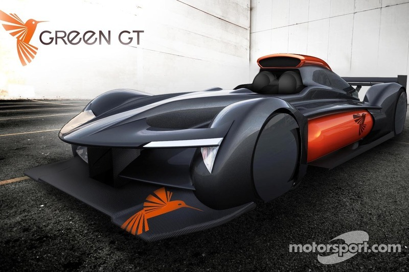 GreenGT's electric/hydrogen prototype ready for La Sarthe test