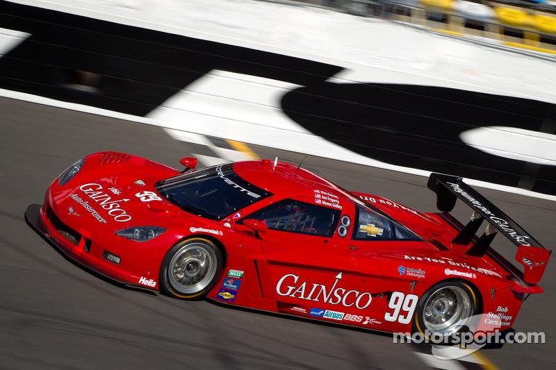 Chevrolet Daytona 24H interview: Alex Gurney