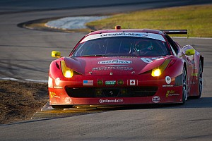 Grand-Am Ferrari Daytona 24H race report