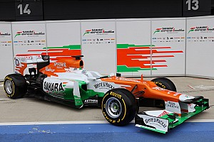 Formula 1 Sutil not axed due to Lux assault affair - Force India