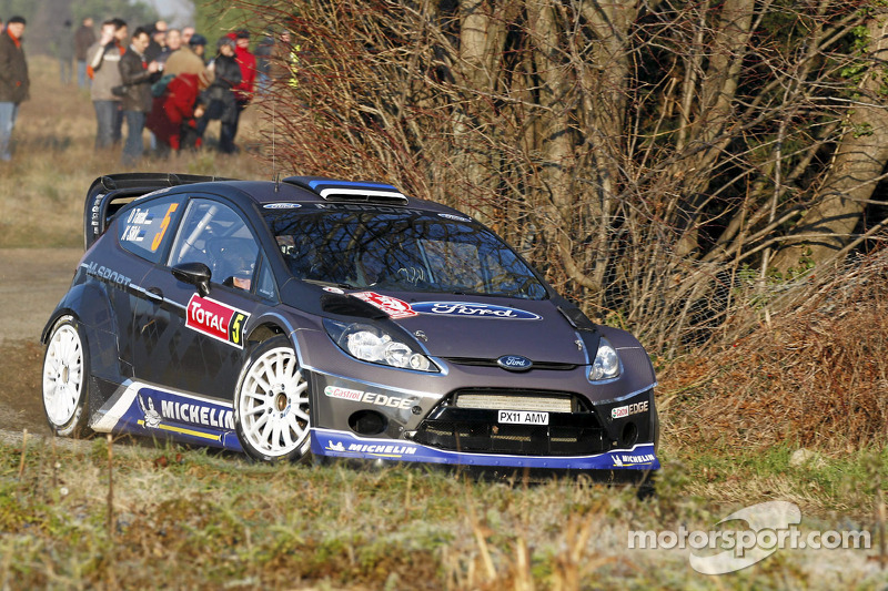 M-Sport aim to continue successes in Sweden